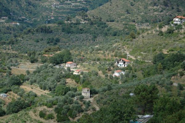 Seborga (IM), la campagna