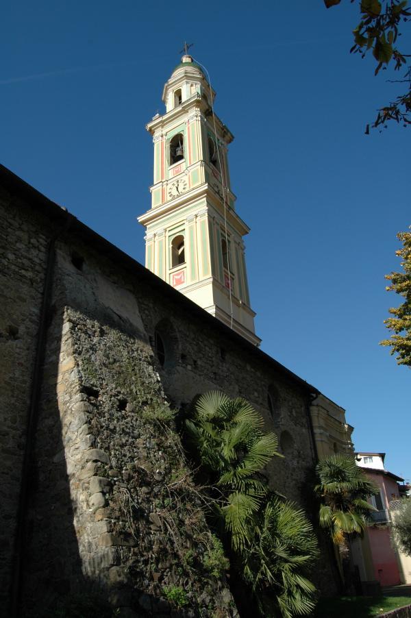 Camporosso (IM), Parrocchia di S. Marco