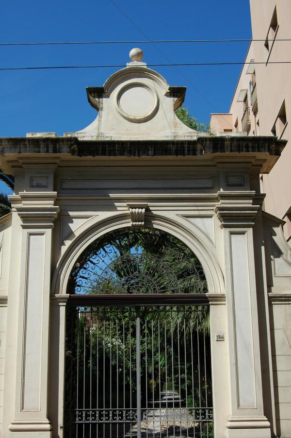 Bordighera (IM), un portale