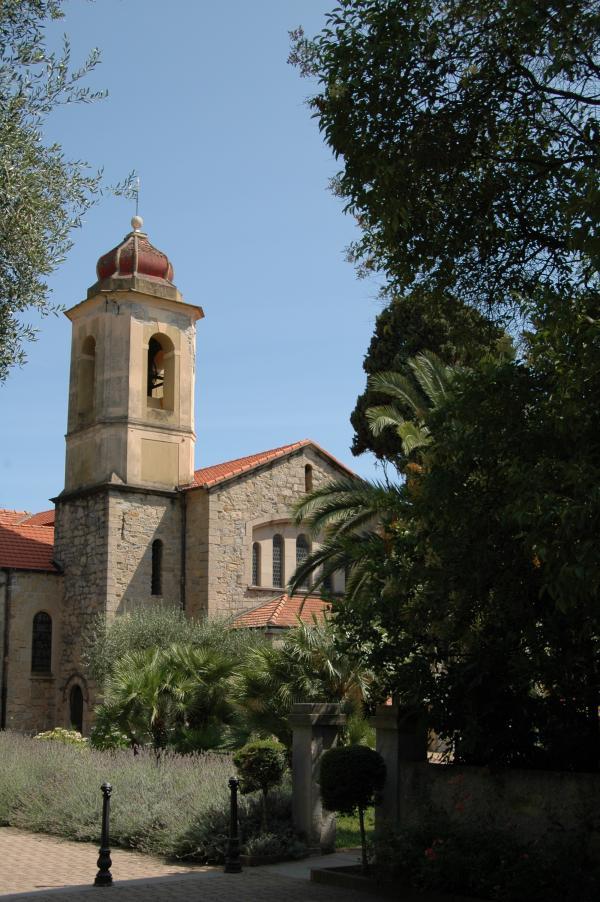 Bordighera (IM), ex-Chiesa Anglicana