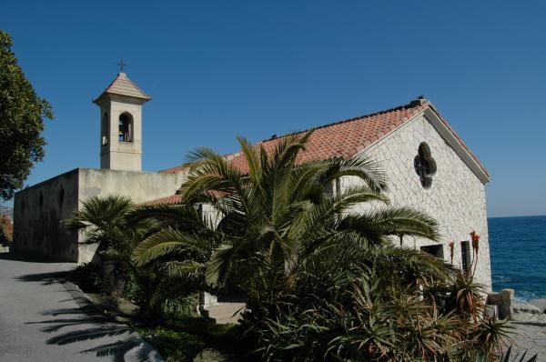 Bordighera (IM), Chiesetta di S. Ampelio