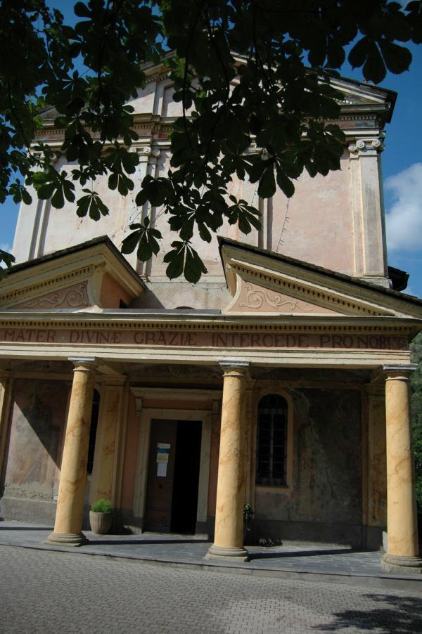 Isolabona (IM), Santuario di N. S. delle Grazie