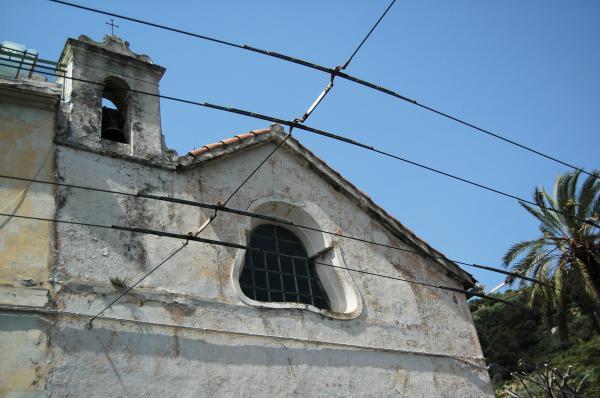 Bordighera, Antica Chiesa della Madonna della Ruota