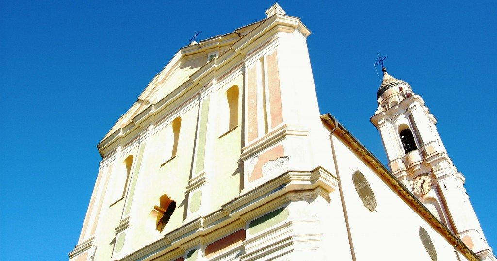 Terzorio (IM), Chiesa Parrocchiale